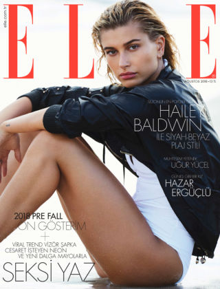 ELLE- Turkey August 2018