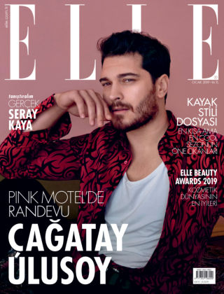 ELLE- Turkey January 2019