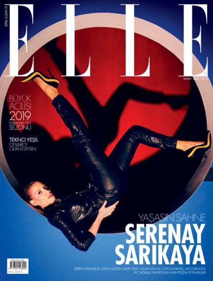 ELLE- Turkey March 01, 2019 00:00