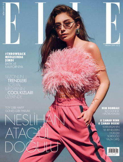 ELLE- Turkey April 01, 2019 00:00