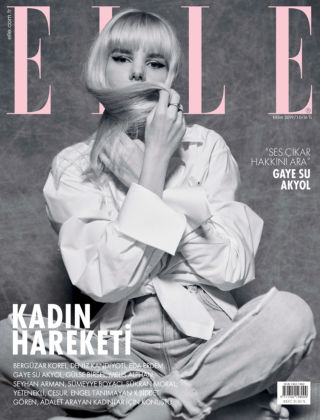 ELLE- Turkey October 2019