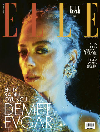 ELLE- Turkey December 2019