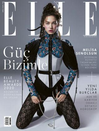 ELLE- Turkey January 2020
