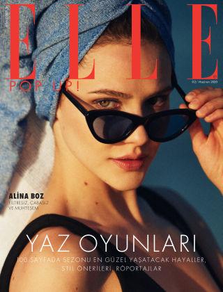 ELLE- Turkey Pop Up July