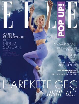 ELLE- Turkey 2021-06-18