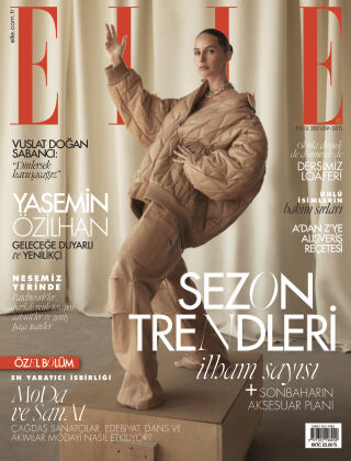 ELLE- Turkey 2021-09-03