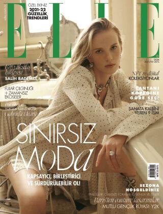 ELLE- Turkey 2021-10-04