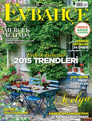 Ev Bahçe January 2015