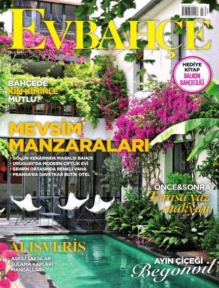Ev Bahçe July 01, 2015 00:00