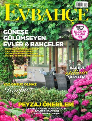 Ev Bahçe August 2015