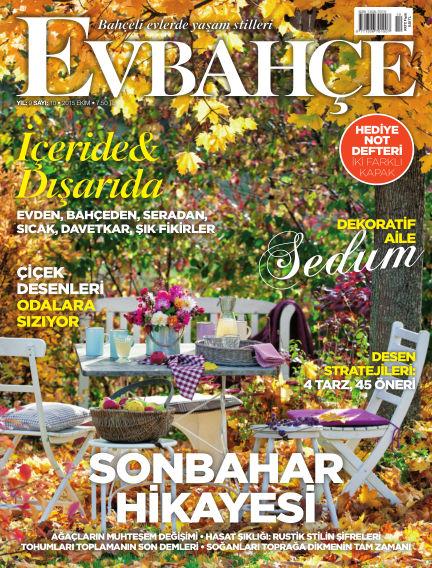 Ev Bahçe October 04, 2015 00:00