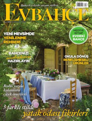 Ev Bahçe September 2016