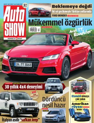 Auto Show 16th February 2015
