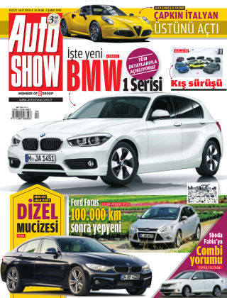 Auto Show 26th January 2015