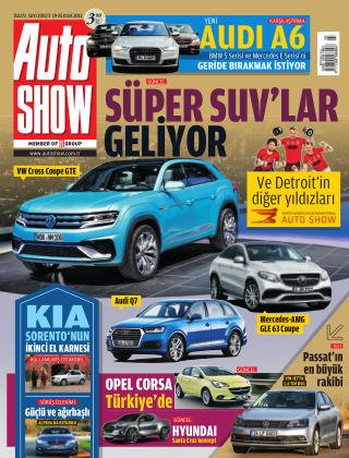 Auto Show 19th January 2015