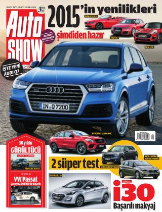 Auto Show 22nd December 2014