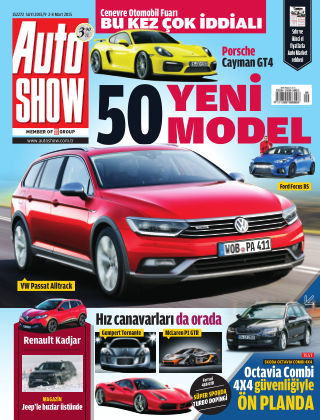 Auto Show 2nd March 2015