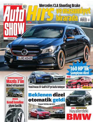 Auto Show 23th March