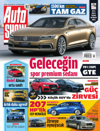Auto Show 4th May 2015