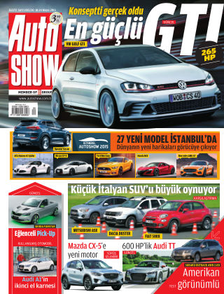 Auto Show 18th May 2015