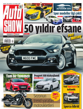 Auto Show 25th May