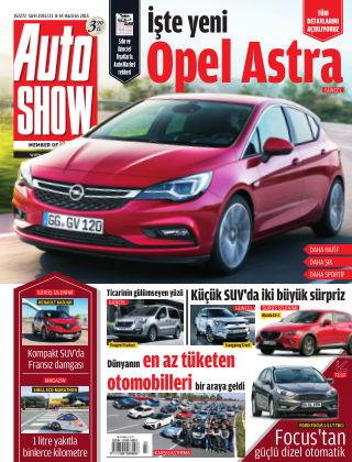 Auto Show 8th June
