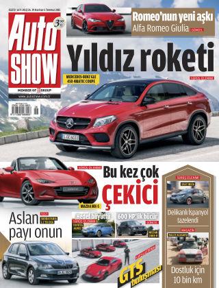 Auto Show 29th June