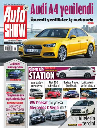 Auto Show 13th July 2015