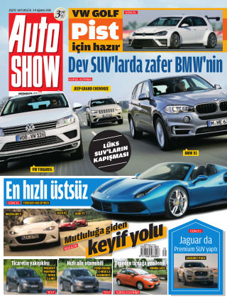 Auto Show 3rd August 2015