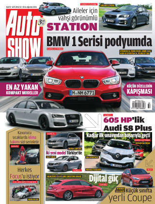 Auto Show 10th August 2015