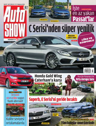 Auto Show 17th August 2015