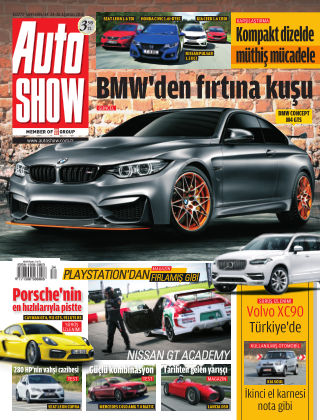 Auto Show 24th August 2015