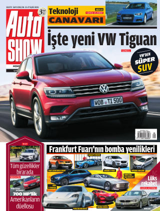 Auto Show 21 September 2015