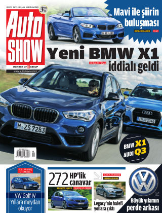 Auto Show 5 October 2015