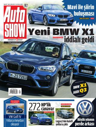 Auto Show 5 October 2015