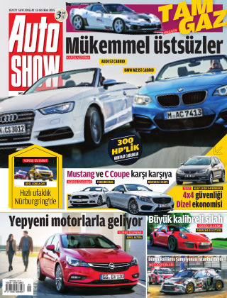 Auto Show 12 October 2015