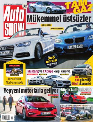 Auto Show 12 October 2015