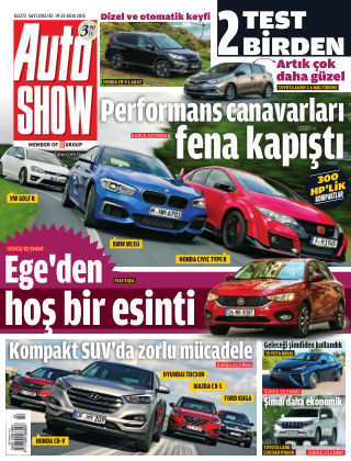 Auto Show 19 October 2015