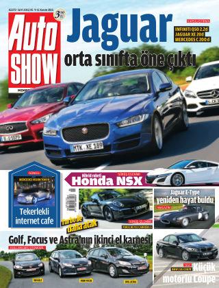 Auto Show 9 November 2015