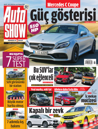 Auto Show 16 November 2015