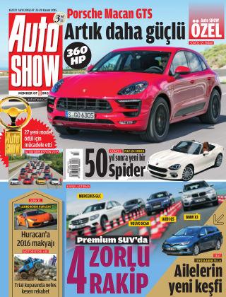 Auto Show 23 November 2015