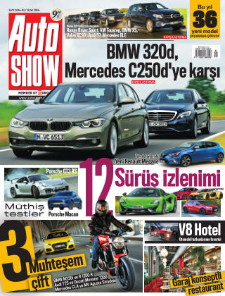 Auto Show January 2016