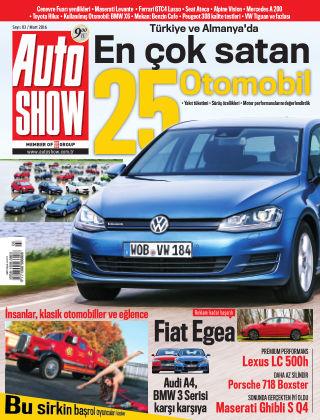 Auto Show March 2016