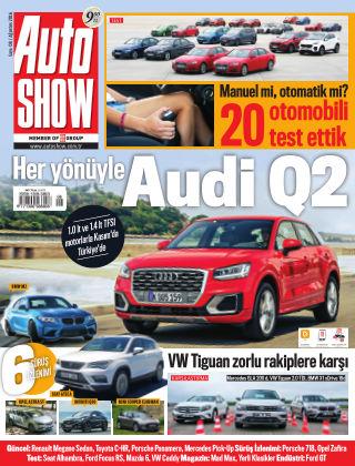 Auto Show August 2016