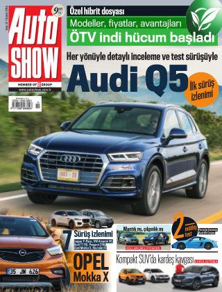 Auto Show November 2016