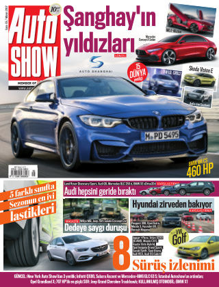 Auto Show 5th May 2017