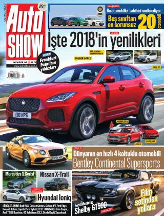 Auto Show 9th September 2017