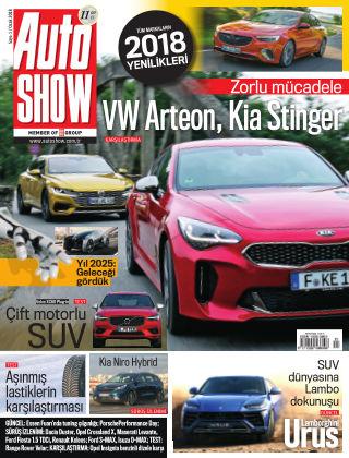 Auto Show January 2018
