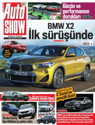 Auto Show March 2018