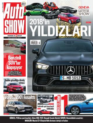 Auto Show April 2018